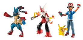 TOMY Pokemon Heldenset Actionfigur