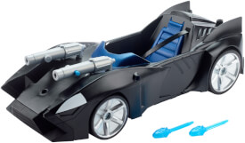 Mattel Disney Justice League Doppelblaster-Batmobil