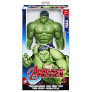 Hasbro B5772EU6 Avengers Titan Hero Figur Hulk, ab 4 Jahren