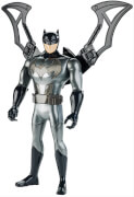 Mattel DC Justice League Deluxe Battle-Flügel Batman 30 cm mit Lights & Sounds