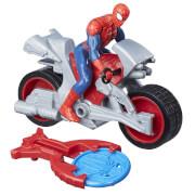Hasbro B9705EU4 Spider-Man Blast N Go Racers