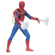 Hasbro B9765EU4 Spider-Man Web City 6 Deluxe Figuren