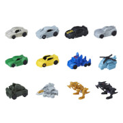 Hasbro C0882EU4 Transformers 5 Tiny Turbo Changers, 4 cm, ab 6 Jahren