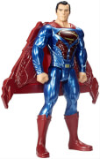 Mattel DC Justice League Movie Light & Sound Figur Superman (30 cm)
