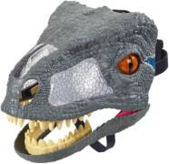 Mattel FMB74 Jurassic World Chomp & Roar Maske (mit Geräuschen)