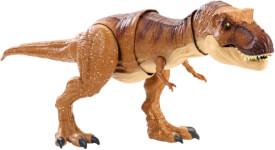 Mattel FMY70 Jurassic World Thrash & Throw T-Rex