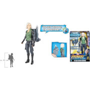 Hasbro E0614EW0 Avengers Titan Hero Power FX Black Widow