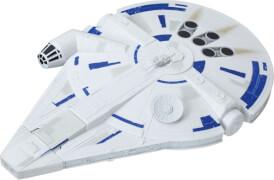 Hasbro E0764EU4 Star Wars Han Solo Film Forcelink 2.0 Pe