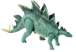 Mattel FMW88 Jurassic World Action-Attacke Stegosaurus