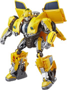 Hasbro E0982EU4 Transformers Movie 6 Power Charge Feature Hero Bumblebee