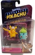 Detective Pikachu Battle Figuren sortiert