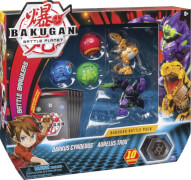 Spin Master Bakugan Battle Pack sortiert