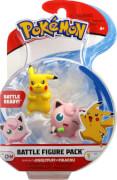 Pokémon Battle Figuren Wave 3 sortiert