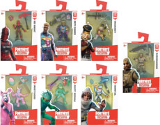 FORTNITE -  S1 WAVE 2 SOLO FIGURE PACK