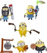 Mattel GMD90 Minions Mischief Makers Actionfiguren (11 cm), sortiert