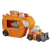 Hasbro E71805X0 Playskool Heroes Transformers Rescue Bots Academy Kommandozentrale Wedge # verwandelbare Action-Figur mi