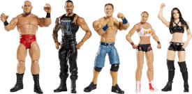 Mattel GDF62 WWE Action Figuren (15 cm) Sortiment