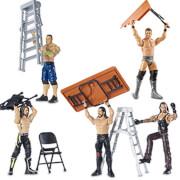 Mattel GGP02 WWE Wrekkin# Aktionsfiguren Sortiment