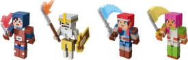 Mattel GNC23 Minecraft Dungeons Figuren (8 cm), sortiert