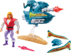 Mattel GPP30 Masters of the Universe Origins Playset / Vehicle (für 14 cm Figuren)