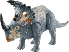 Mattel GMC98 Jurassic World Brüll-Attacke Sinoceratops