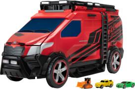Micromachines-Großes Spielset-Super Van City