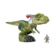 Mattel GBN14 Imaginext Jurassic World Hungriger T-Rex