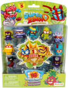 SuperZings 3 - Blister 10 Figurines