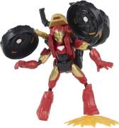 Hasbro F02445L0 Avengers Bend & Flex Rider Iron Man