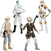 Hasbro F09615L0 Star Wars Black S. Greatest Hits Figuren, sortiert