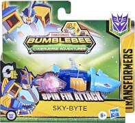 Hasbro E3522EUC Transformers CYB Action Attackers 1-Step Changer, sortiert