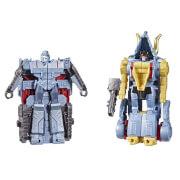 Hasbro F27245L0 Transformers CYB ROLL AND COMBINE, sortiert