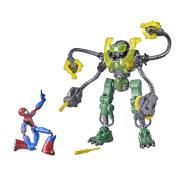 Hasbro F31255L0 Spiderman BEND AND FLEX OCTO BOT