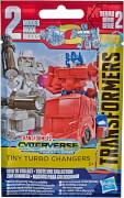 Hasbro E4485EU8 Transformers CYB Tiny Turbo Changers 3 Überraschungstüte Action-Fig.