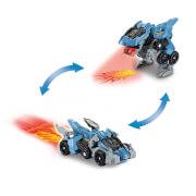 Vtech 80-538104 Switch & Go Dinos - Fire-Velociraptor