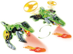 Vtech 80-546804 Switch & Go Dinos - Fire-Jet-Therizinosaurus