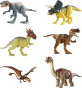 Mattel GWC93 Jurassic World Wild Pack Dinosaurier, sortiert