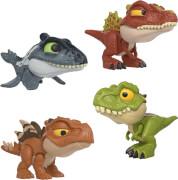 Mattel HBC64 Jurassic World Schnapp-Dinos Attitudes, sortiert