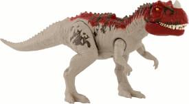 Mattel GWD07 Jurassic World Brüllattacke Ceratosaurus
