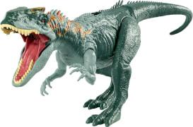 Mattel GWD10 Jurassic World Brüllattacke Allosaurus