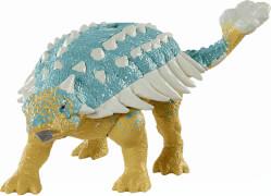 Mattel GWY27 Jurassic World Brüllattacke Ankylosaurus