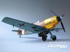 Fertigmodelle: BF109E-7/TROP 1/JG27