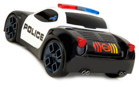 Touch n' Go Racer - US Polizeiauto