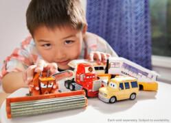 Mattel Cars Deluxe Fahrzeug