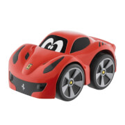 Chicco Ferrari Mini Turbo Touch F12 TDF, rot