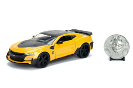 Jada Transformers Chevy Camaro 1:24