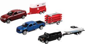 Speedzone D/C Lizenz PKW mit Anhänger, 3-fach sortiert