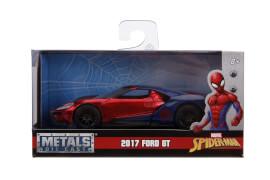 Jada Marvel Spiderman 2017 Ford GT 1:32