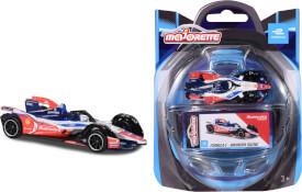 Simba Majorette Formula-E Deluxe Gen 2 Cars, 6-sortiert