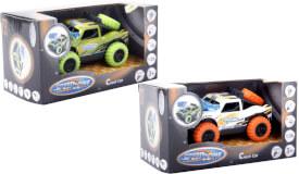 Speedzone D/C Crash Car, mit Rückzug, 2-fach sortiert, Licht & Sound